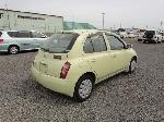 Used 2003 NISSAN MARCH BF58464 for Sale Image 5
