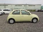Used 2003 NISSAN MARCH BF58464 for Sale Image 6