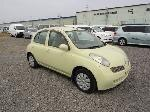Used 2003 NISSAN MARCH BF58464 for Sale Image 7