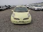 Used 2003 NISSAN MARCH BF58464 for Sale Image 8