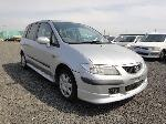 Used 2000 MAZDA PREMACY BF58477 for Sale Image 7