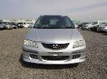 Used 2000 MAZDA PREMACY BF58477 for Sale Image 8