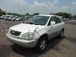 Used 2001 TOYOTA HARRIER BF58479 for Sale Image 1
