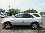 Used 2001 TOYOTA HARRIER BF58479 for Sale Image 2