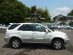Used 2001 TOYOTA HARRIER BF58479 for Sale Image 6