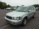 Used 2002 SUBARU FORESTER BF58500 for Sale Image 1