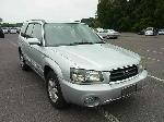 Used 2002 SUBARU FORESTER BF58500 for Sale Image 7