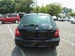 Used 2001 HONDA CIVIC BF58529 for Sale Image 4