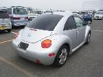 Used 2001 VOLKSWAGEN NEW BEETLE BF58592 for Sale Image 5