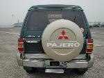 Used 1997 MITSUBISHI PAJERO BF58597 for Sale Image 4