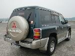 Used 1997 MITSUBISHI PAJERO BF58597 for Sale Image 5