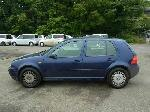 Used 1999 VOLKSWAGEN GOLF BF58628 for Sale Image 2
