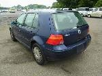Used 1999 VOLKSWAGEN GOLF BF58628 for Sale Image 3
