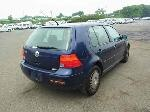 Used 1999 VOLKSWAGEN GOLF BF58628 for Sale Image 5
