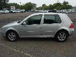 Used 1999 VOLKSWAGEN GOLF BF58704 for Sale Image 2