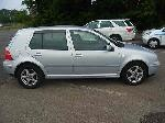 Used 1999 VOLKSWAGEN GOLF BF58704 for Sale Image 6