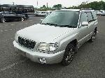 Used 2000 SUBARU FORESTER BF58709 for Sale Image 1