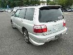 Used 2000 SUBARU FORESTER BF58709 for Sale Image 3