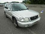 Used 2000 SUBARU FORESTER BF58709 for Sale Image 7