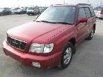 Used 2001 SUBARU FORESTER BF58867 for Sale Image 1