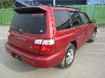 Used 2001 SUBARU FORESTER BF58867 for Sale Image 5