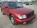 Used 2001 SUBARU FORESTER BF58867 for Sale Image 7