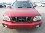 Used 2001 SUBARU FORESTER BF58867 for Sale Image 8