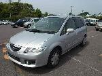 Used 2003 MAZDA PREMACY BF59087 for Sale Image 1