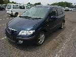 Used 1999 MAZDA PREMACY BF59088 for Sale Image 1