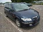 Used 1999 MAZDA PREMACY BF59088 for Sale Image 7