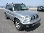 Used 1998 MITSUBISHI PAJERO IO BF59155 for Sale Image 7