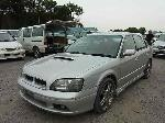 Used 2000 SUBARU LEGACY B4 BF59188 for Sale Image 1