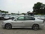 Used 2000 SUBARU LEGACY B4 BF59188 for Sale Image 2