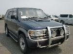 Used 1995 ISUZU BIGHORN BF59233 for Sale Image 7