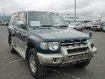 Used 1997 MITSUBISHI PAJERO BF59241 for Sale Image 7