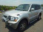 Used 2001 MITSUBISHI PAJERO BF59307 for Sale Image 1