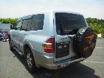 Used 2001 MITSUBISHI PAJERO BF59307 for Sale Image 3
