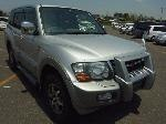 Used 2001 MITSUBISHI PAJERO BF59307 for Sale Image 7