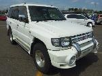 Used 1997 MITSUBISHI PAJERO BF59332 for Sale Image 7
