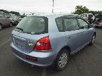 Used 2001 HONDA CIVIC BF59392 for Sale Image 5
