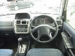 Used 2000 MITSUBISHI PAJERO IO BF59404 for Sale Image 21