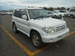 Used 2000 MITSUBISHI PAJERO IO BF59404 for Sale Image 7