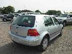 Used 2003 VOLKSWAGEN GOLF BF59456 for Sale Image 5