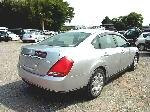 Used 2003 NISSAN TEANA BF59494 for Sale Image 5