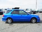 Used 2001 SUBARU IMPREZA SPORTSWAGON BF59599 for Sale Image 6