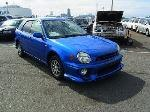 Used 2001 SUBARU IMPREZA SPORTSWAGON BF59599 for Sale Image 7