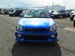 Used 2001 SUBARU IMPREZA SPORTSWAGON BF59599 for Sale Image 8