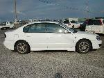 Used 2002 SUBARU LEGACY B4 BF59608 for Sale Image 6