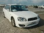 Used 2002 SUBARU LEGACY B4 BF59608 for Sale Image 7
