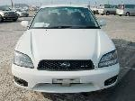 Used 2002 SUBARU LEGACY B4 BF59608 for Sale Image 8